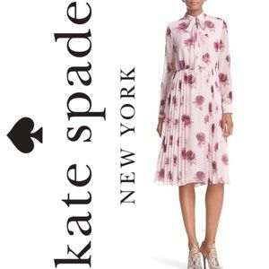 Kate Spade Kate Middleton Encore Rose Dress